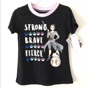 ❗️SOLD❗️Star Wars of Destiny Girl's Ringer T-Shirt